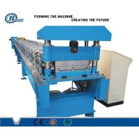 Wholesale Aluminum Bemo Panel Standing Seam Roofing Machine 4 KW Main Motor With Seamer from china suppliers