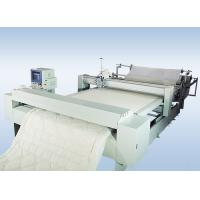 Wholesale High Precison Computerized Single Needle Quilting Machine Long Arm 150m / h from china suppliers