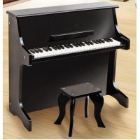 Wholesale Upright Mini 49 Key Toy Wooden Piano Toy Baby Grand Piano With Music Sheet U49B from china suppliers