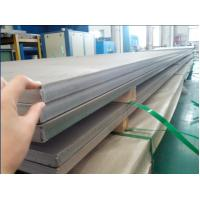 Quality Thick Hot Rolled Stainless Steel Plate Heat / Corrosion Resistant 310S 309S 2205 for sale