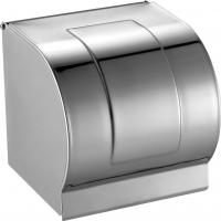 Quality Closed Stainless Steel Toilet Tissue Paper Holder for sale
