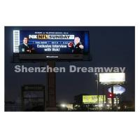 Wholesale 8500 nits P16 Outdoor LED Digital Billboard 1024mm x 1024 mm IP65 LED Cabinet from china suppliers