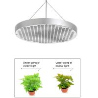 Wholesale 150 Watt Round UFO LED Grow Lights For Greenhouse , 50~60Hz Frequency from china suppliers