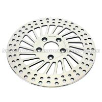 Wholesale Mirror Polished Harley Davidson Parts Front Stainless Steel Brake Rotors from china suppliers