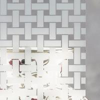 Wholesale hot-selling Rocky mistlite karatachi figured/patterned/rolled Glass from china suppliers