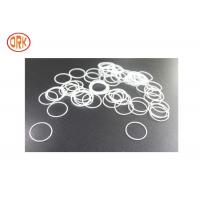 Wholesale White Silicone O Rings Oil Resistance For Home Appliance Rohs from china suppliers