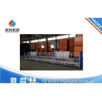 Wholesale 2 Person Temporary Suspended Platform ZLP500 Concrete With Steel Cover Counterweight from china suppliers