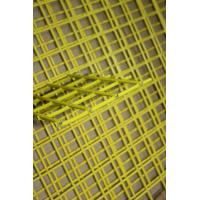 Wholesale plastic coated Yellow metal mesh fencing panels / Galvanized Mesh Wire Cloth from china suppliers