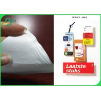Polymer-based Material Synthetic Paper 100% recyclable Printer - friendly Paper