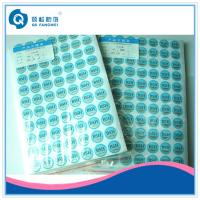 Wholesale Tamper Resistant Scratch Off Stickers from china suppliers