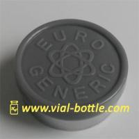 Wholesale Custom logo flip off cap 20mm for sealing antibiotic bottle from china suppliers