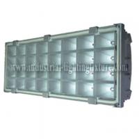 160W Pure White 5500K Gas Station LED Canopy Light Waterproof 100LM/W For Workshop