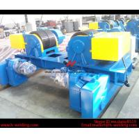 Wholesale Movable 2T - 60T Welding Turning Rolls / Pipe Rotators / Tank Turning Roll 60000kg from china suppliers