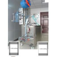 Wholesale SS Back Sealing Liquid Packing Machine For Fruit Juice / Milk / Ketchupe from china suppliers
