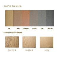Wholesale Composite Wood Color and Surface Treatment from china suppliers