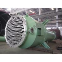 Wholesale Shell And Tube Heat Exchangers Titanium Gr.7 clad SA266 Generation Reboiler from china suppliers