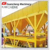 Wholesale Automatic 1200L Cylinder Sand Rock Concrete Batching Machine Concrete Batching Systems from china suppliers