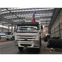 Wholesale SINOTRUK HOWO Dump Truck 6x4 18 CBM With HF9 Front Axle and HC16 Rear Axle from china suppliers