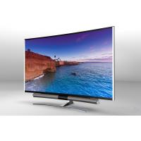 Wholesale Samsung 55 Inch 4K UHD Curved LED TV , Android WIFI digital smart Curved TV from china suppliers