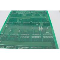 Wholesale High Frequency Multilayer PCB 6 Layer Copper With Green Peelable Soldermask from china suppliers