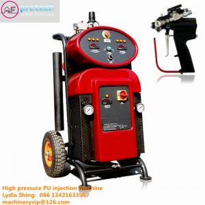 Wholesale High Pressure Polyurethane PU Spray Machine for Pipeline Insulation Foam Spraying Equipment from china suppliers