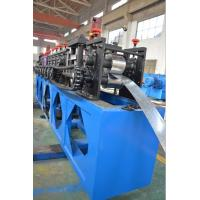 Buy cheap 4 kw Hydraulic Power Cutting Roof Panel Frame Roll Forming Machine 10m-15m Forming Speed from wholesalers