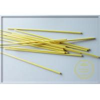 Wholesale Yellow rattan reed fragrance diffuser sticks home fragrance products from china suppliers