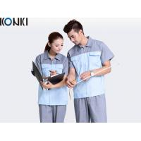 Wholesale Uniforms Workwear Coverall / Custom Work Uniform Notch Lapel Collar For Adults from china suppliers