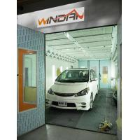 Wholesale Emergency Stop Car Waterborn paint and drying Room, Water Spray Booth from china suppliers