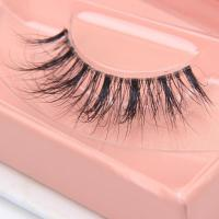 Buy cheap best selling own brand magnetic eyelashes box packing from wholesalers