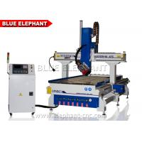 Wholesale 4 Axis CNC Router Machine For Wood , Furniture , Aluminum from china suppliers