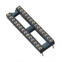 Wholesale 2.54mm IC Card	Round Pin Header 2*14P DIP H=3.0 L=7.43 Row Of Pitch 7.62 from china suppliers