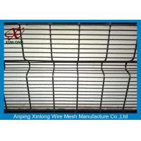 Buy cheap Anti Ultraviolet Wire Mesh Security Fencing Convenient Installation 12.7*76.2mm from wholesalers