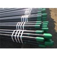 Wholesale Black Painting Galvanized Steel Oil Casing Pipe With Ordinary Casing , Anti - Collapse Casing from china suppliers