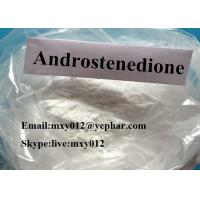 Wholesale Healthy Male Enhancement Steroids Androstenedione CAS 63-05-8 4-Androstenedione 4AD from china suppliers
