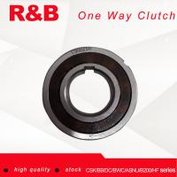 Wholesale Changzhou R&B brand  one way clutch bearing CSK6003PP with two keyways from china suppliers