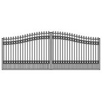 Wholesale Residential gate Aluminum gate  decorative automatic gate from china suppliers