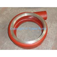 Wholesale AH(R) Slurry Pump Volute Liner from china suppliers