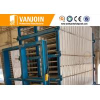 Wholesale Vertical Version Eps Cement sandwich panel machinery with Mixing System from china suppliers