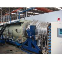 Quality Plastic gas water pipe extruder machine-pipe extruder-extrusion line-extruder for sale