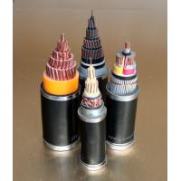 Wholesale Copper conductor XLPE insulated copper wire shield SWA PVC sheathed power cable from china suppliers
