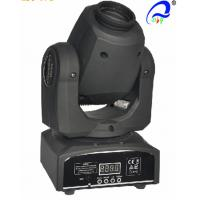 Wholesale Moving Head Gobo Spot LED Stage Light Equipment For Party / Wedding 2400 Lux / 5m from china suppliers