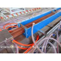 Wholesale Single / Double Screw Wpc Profile Extrusion Line With CE Certificate 380V 50HZ from china suppliers
