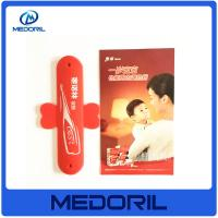 Wholesale Custom logo mobile phone silicone touch u stand holder with paper card from china suppliers