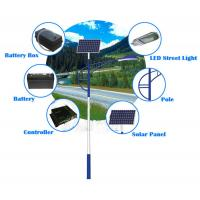 Wholesale 2015 customized battery backup solar street light with factory direct from china suppliers
