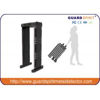 Wholesale Adjustable Full Body Metal Detectors / Door Frame Metal Detector gate ROHS / FCC from china suppliers