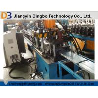 Buy cheap Fire Resisting Damper Roll Former Machine Steel K Span Roll Forming Machine from wholesalers