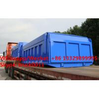 Wholesale customized wastes containers mounted on garbage truck for sale, HOT SALE! wastes container for wastes collecting truck from china suppliers