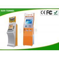 Wholesale Telecom Bank Card Dispenser Kiosk Thermal Printer / Sim Card Vending Machine from china suppliers