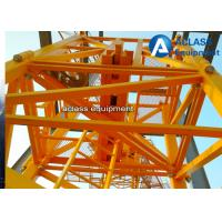 Wholesale Construction Site Inner Climbing Tower Crane Lifting Capacity 6 Tons QTZ63 Model from china suppliers